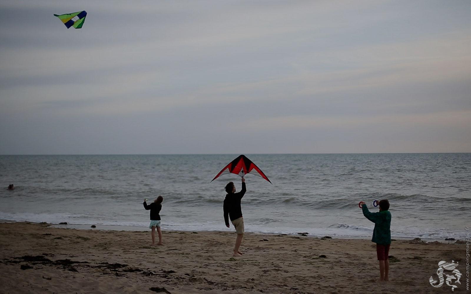 Pêche à pied, nautisme, vélo, randonnées, plage, détente…